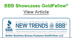 BBB Showcases GoldFellow