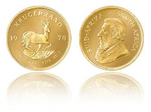 South African Gold Bullion Coin