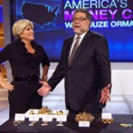 Michael Gusky and Suze Orman