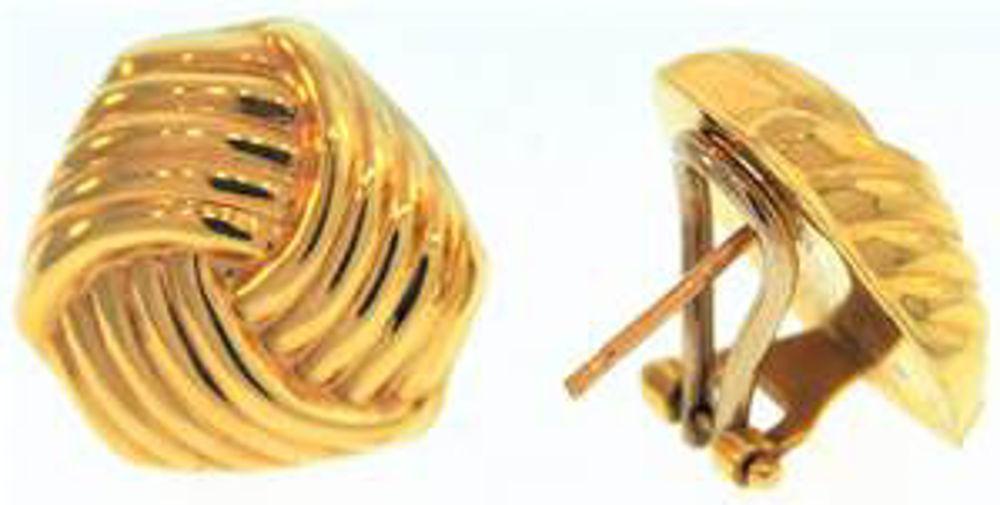 Picture of Earrings 14kt-3.1 DWT, 4.8 Grams