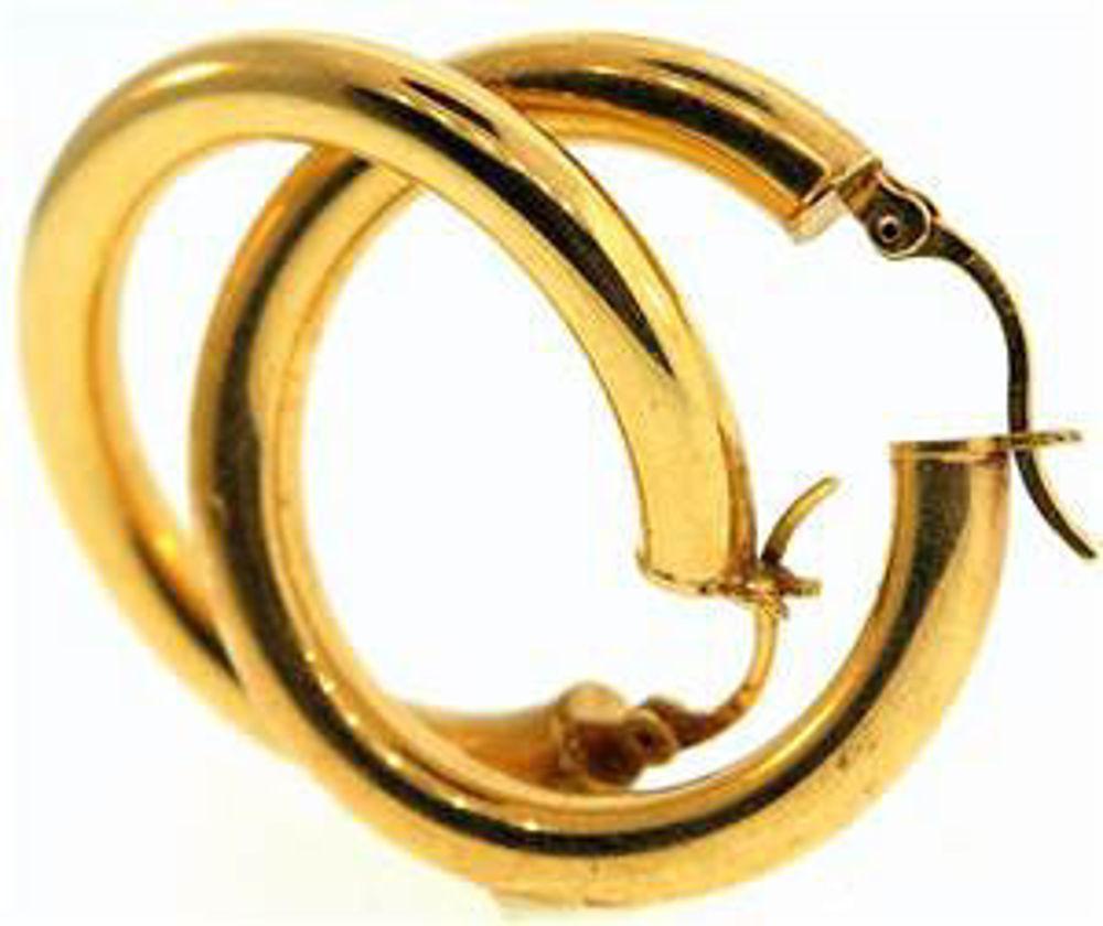 Picture of Earrings 14kt-2.0 DWT, 3.1 Grams