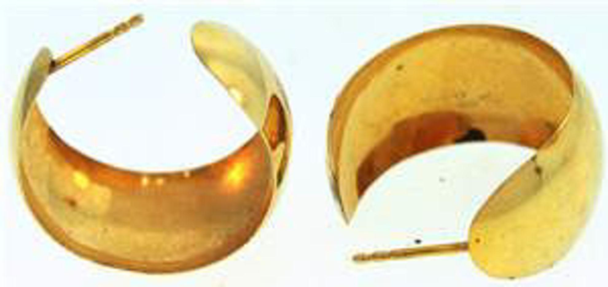 Picture of Earrings 14kt-3.2 DWT, 5.0 Grams