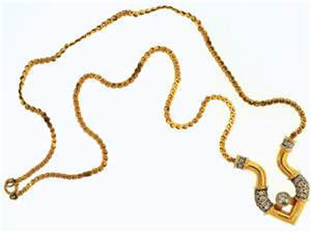 Picture of Necklaces 14kt-10.5 DWT, 16.3 Grams