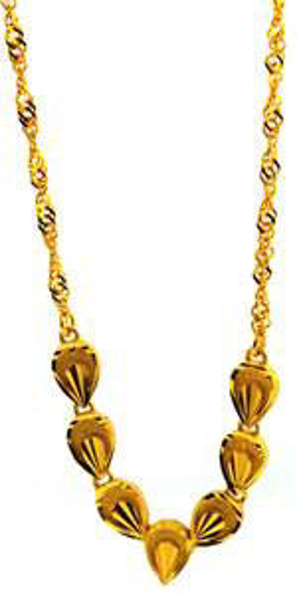 Picture of Necklaces 22kt-8.8 DWT, 13.7 Grams