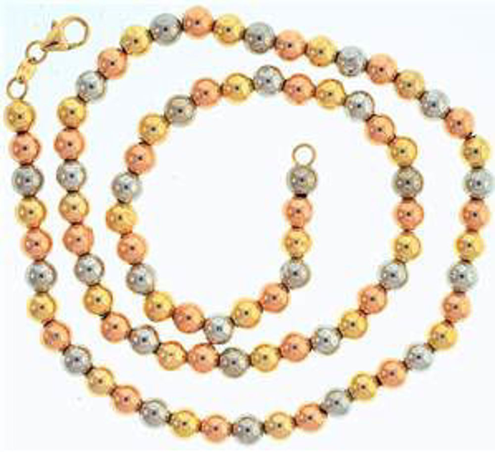 Picture of Necklaces 14kt-4.2 DWT, 6.5 Grams