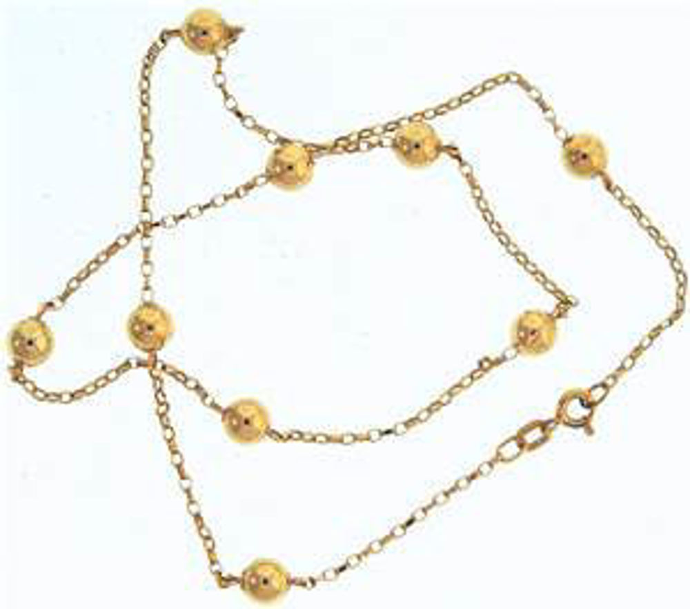 Picture of Necklaces 14kt-1.6 DWT, 2.5 Grams