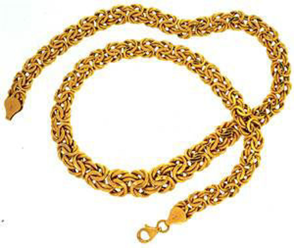 Picture of Necklaces 14kt-10.7 DWT, 16.6 Grams