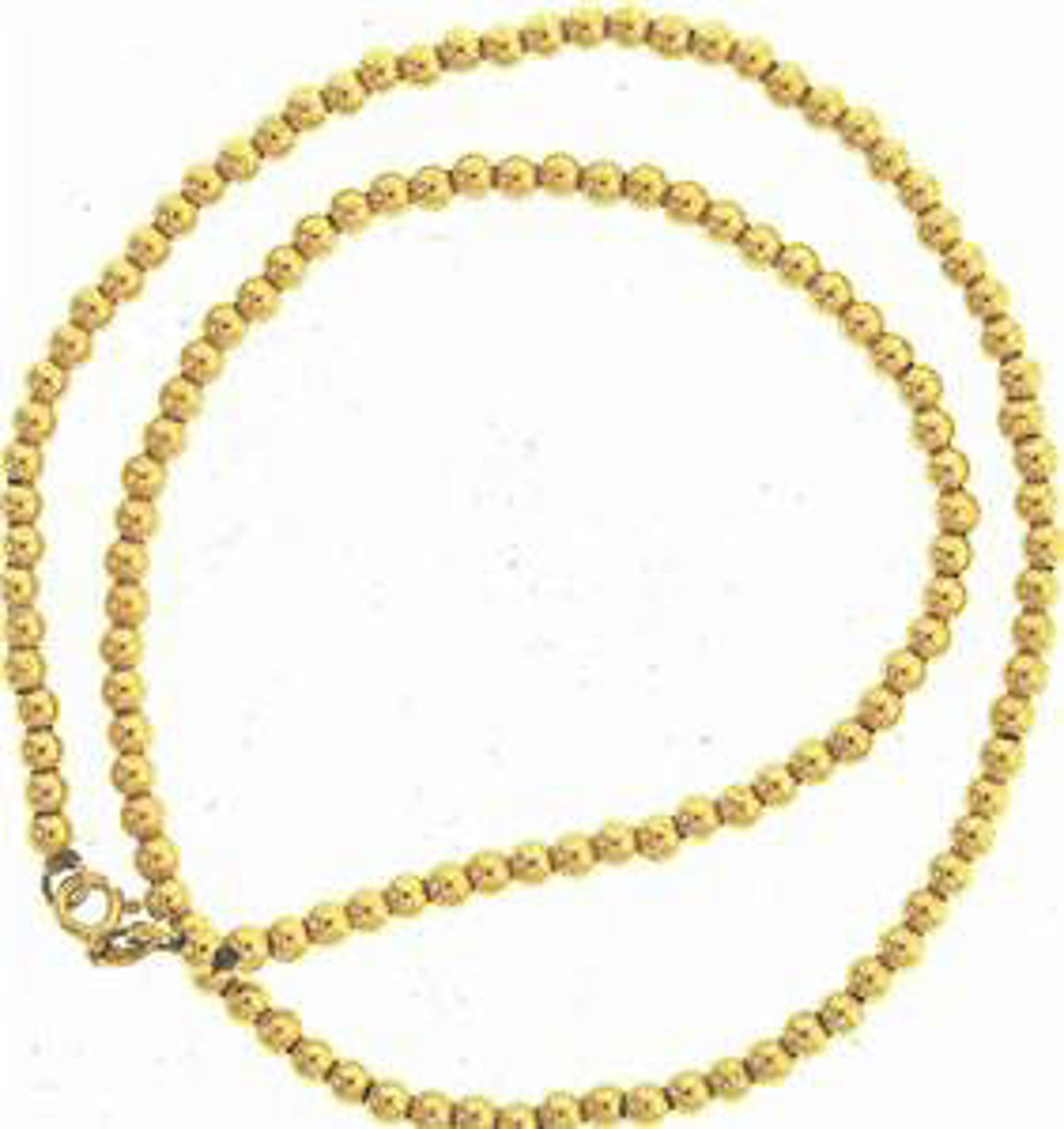 Picture of Chains 14kt-1.9 DWT, 3.0 Grams