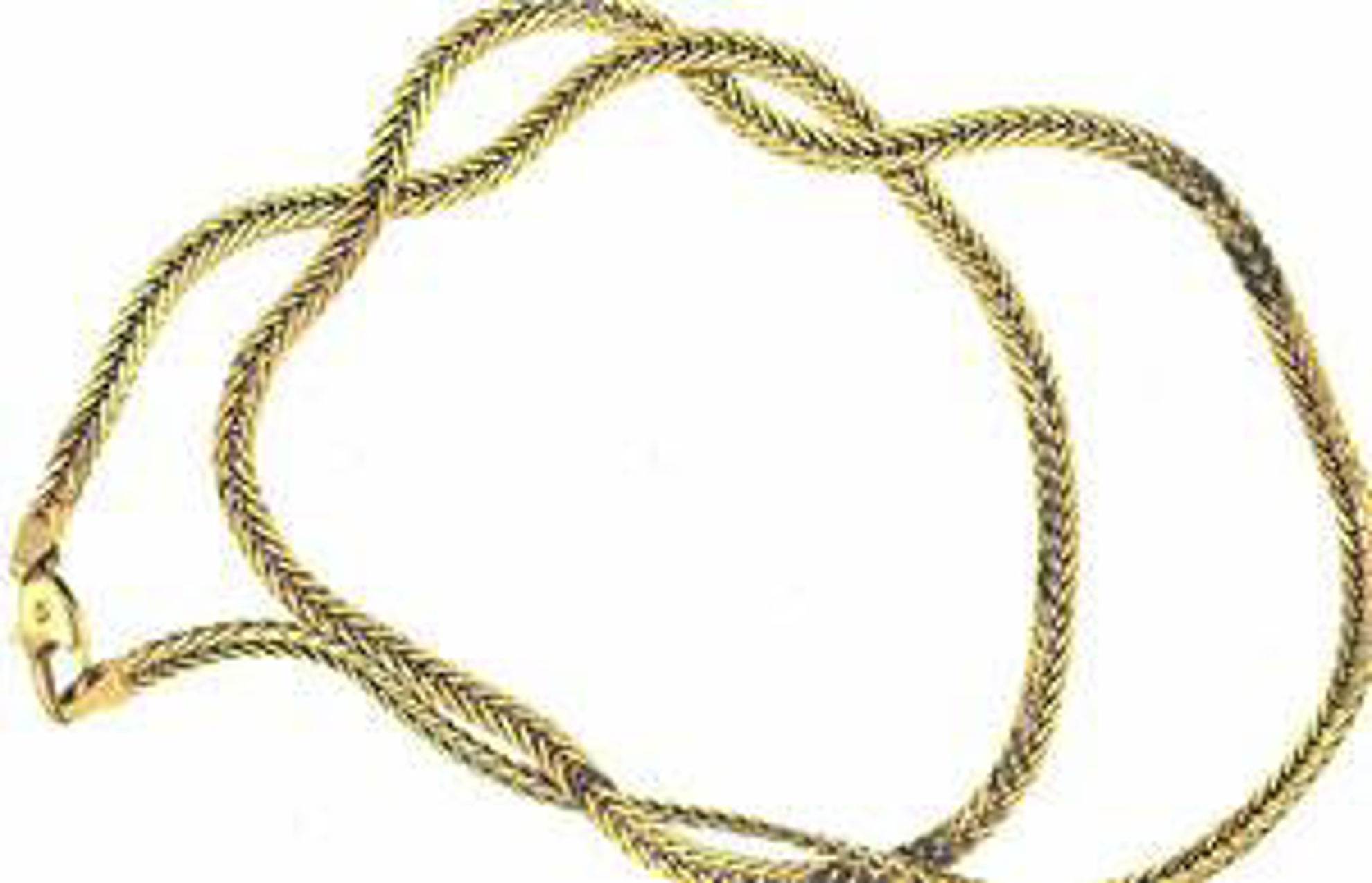 Picture of Chains 14kt-12.2 DWT, 19.0 Grams