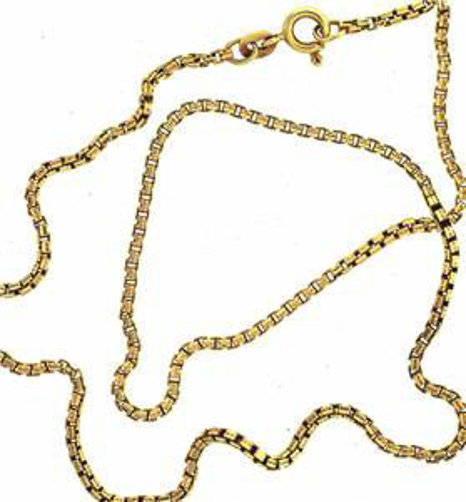 Picture of Chains 14kt-2.9 DWT, 4.5 Grams