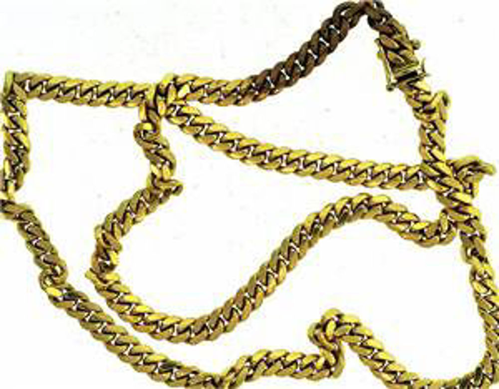 Picture of Chains 10kt-22.7 DWT, 35.3 Grams