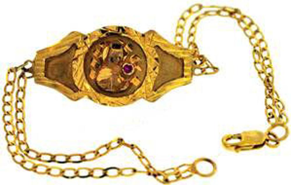 Picture of Bracelets 10kt-2.5 DWT, 3.9 Grams