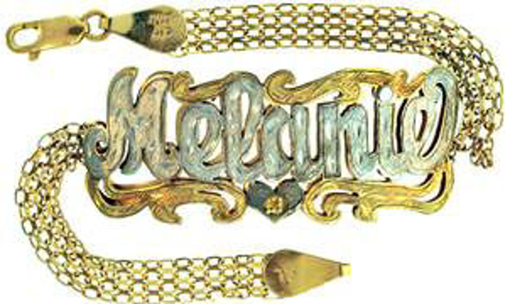 Picture of Bracelets 10kt-5.3 DWT, 8.2 Grams