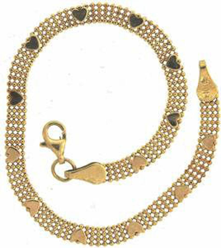 Picture of Bracelets 10kt-1.8 DWT, 2.8 Grams