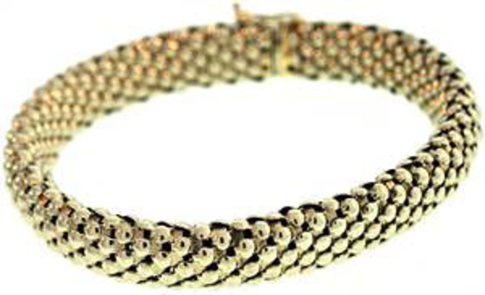 Picture of Bracelets 14kt-9.9 DWT, 15.4 Grams