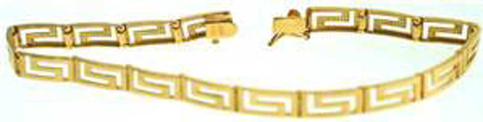 Picture of Bracelets 14kt-4.8 DWT, 7.5 Grams