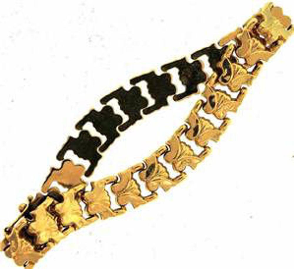 Picture of Bracelets 14kt-6.8 DWT, 10.6 Grams