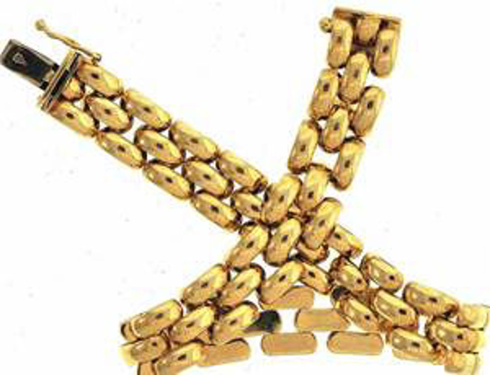 Picture of Bracelets 14kt-9.1 DWT, 14.2 Grams