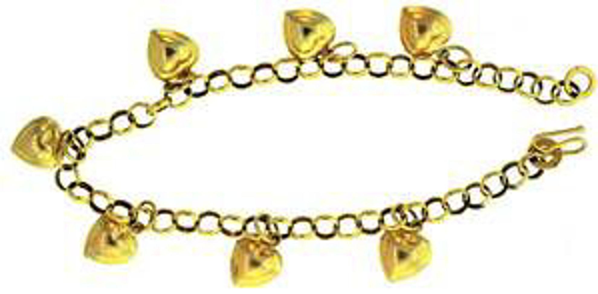 Picture of Bracelets 18kt-4.3 DWT, 6.7 Grams