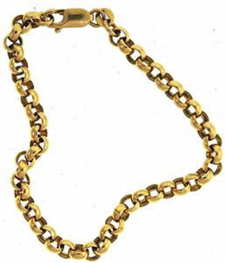 Picture of Bracelets 14kt-2.6 DWT, 4.0 Grams