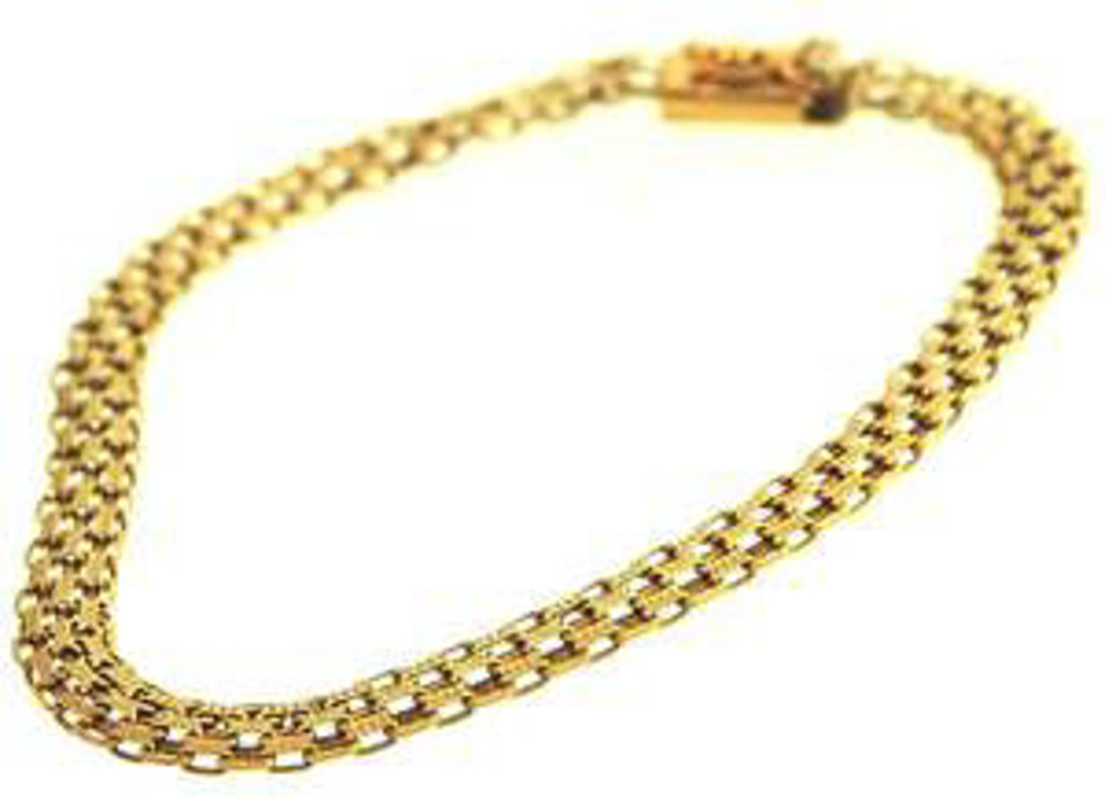 Picture of Bracelets 14kt-3.3 DWT, 5.1 Grams