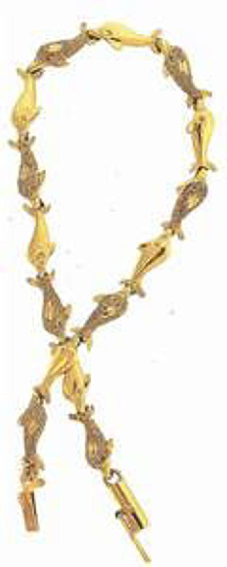 Picture of Bracelets 14kt-3.7 DWT, 5.8 Grams