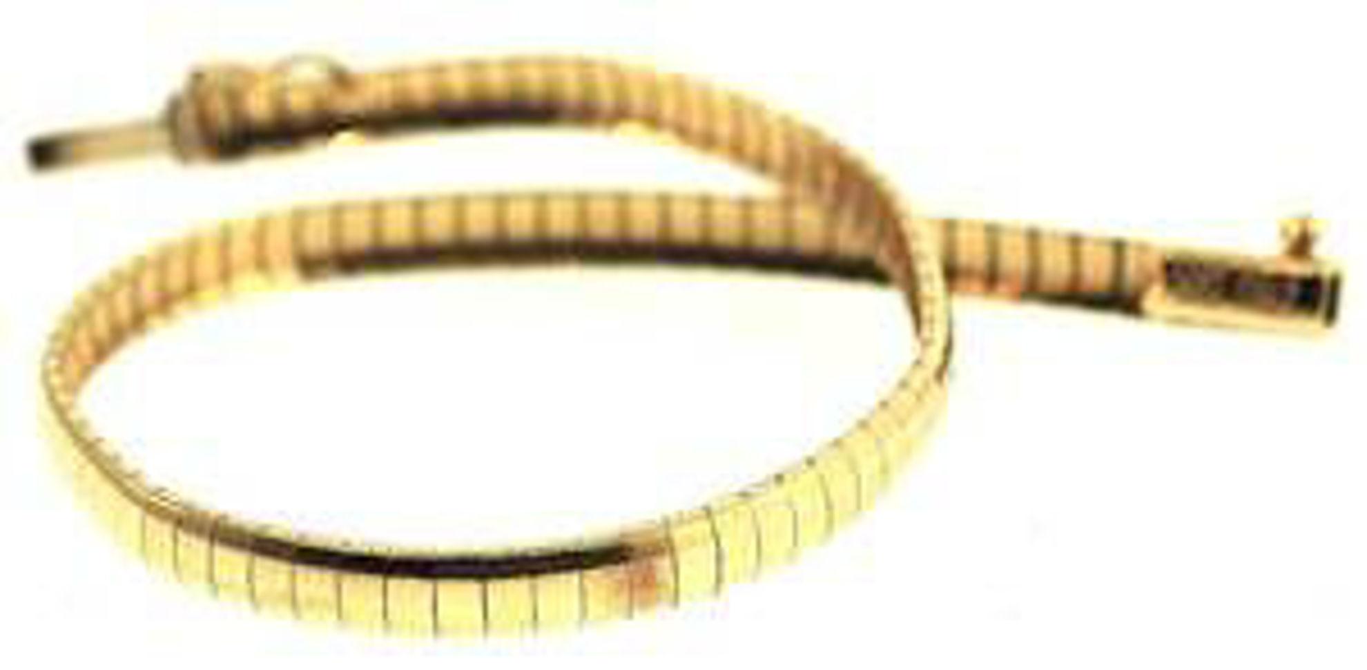Picture of Bracelets 14kt-5.2 DWT, 8.1 Grams