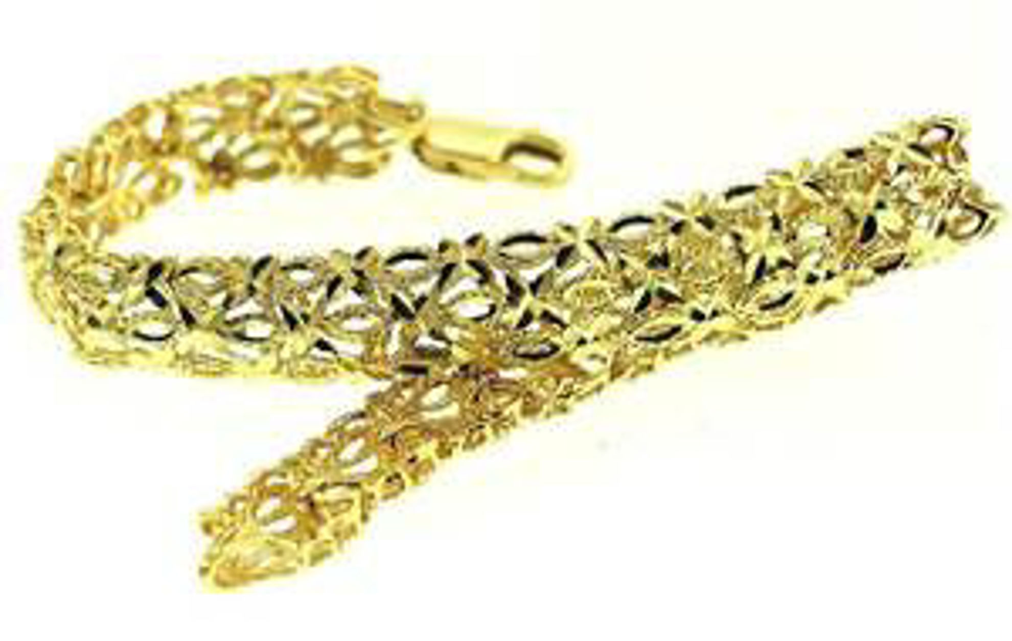 Picture of Bracelets 14kt-9.2 DWT, 14.3 Grams