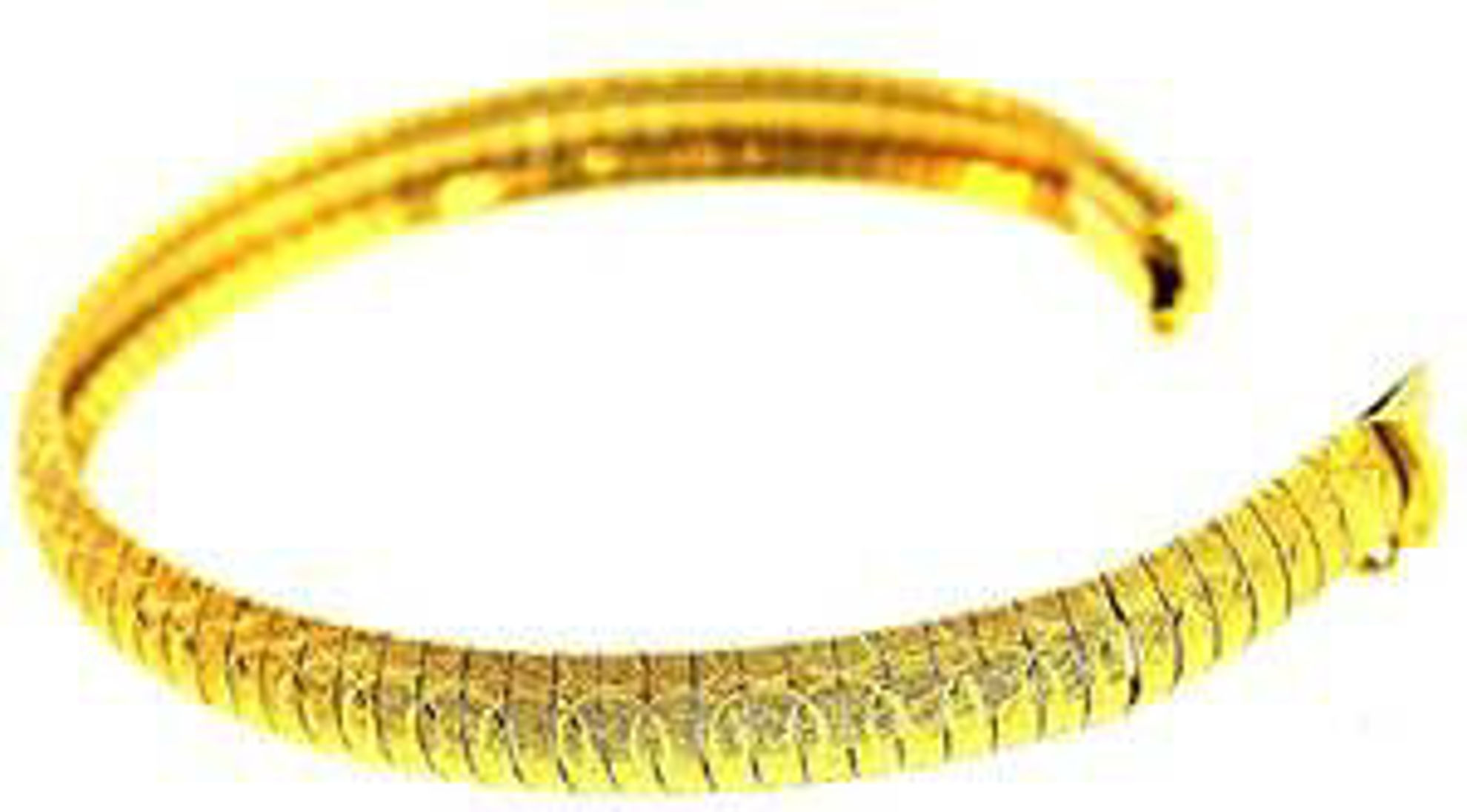 Picture of Bracelets 14kt-10.9 DWT, 16.9 Grams