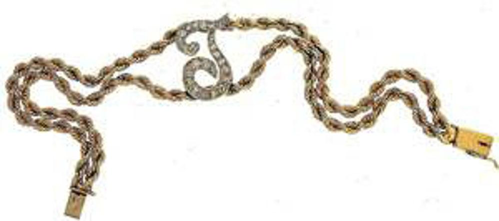 Picture of Bracelets 14kt-10.0 DWT, 15.6 Grams