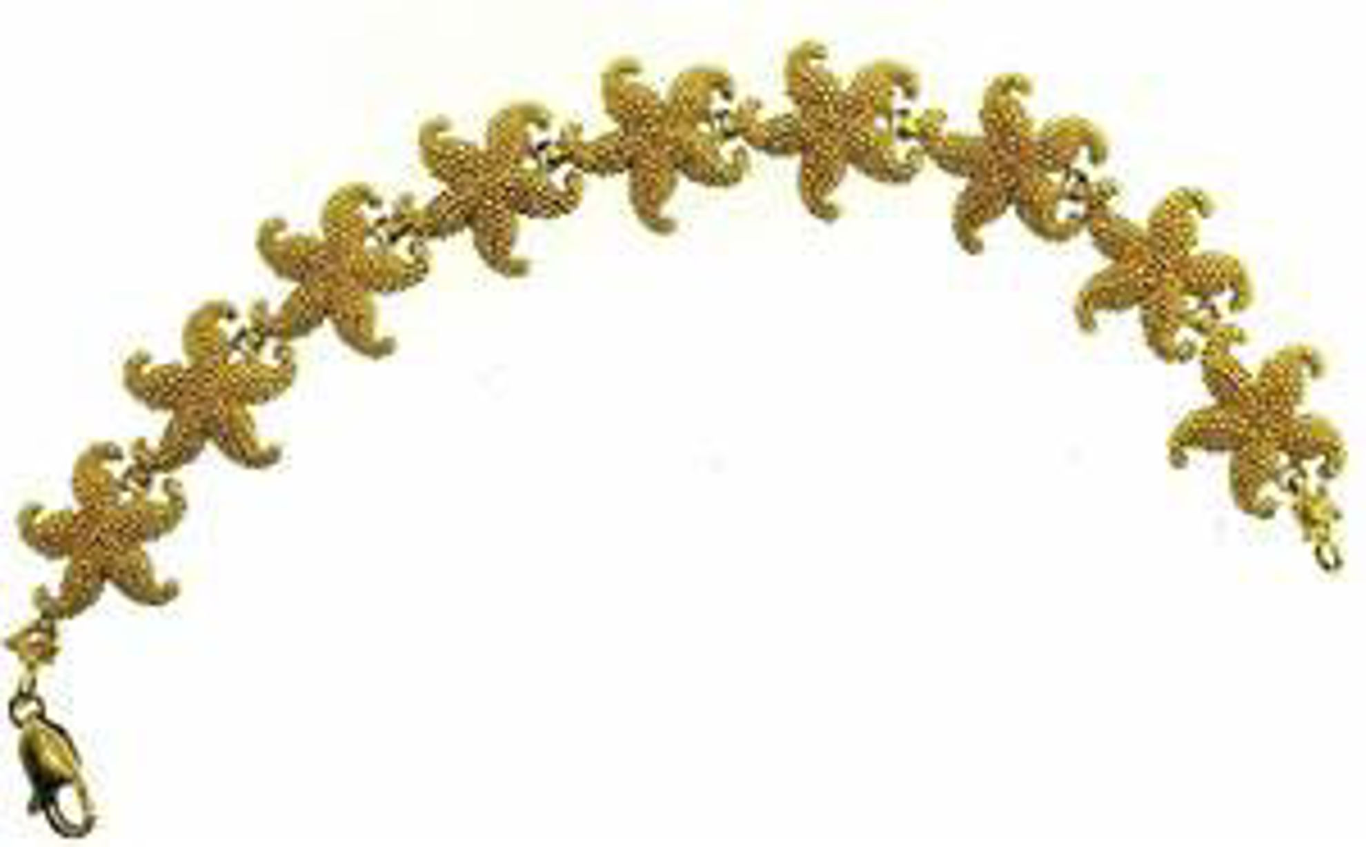 Picture of Bracelets 14kt-11.1 DWT, 17.3 Grams