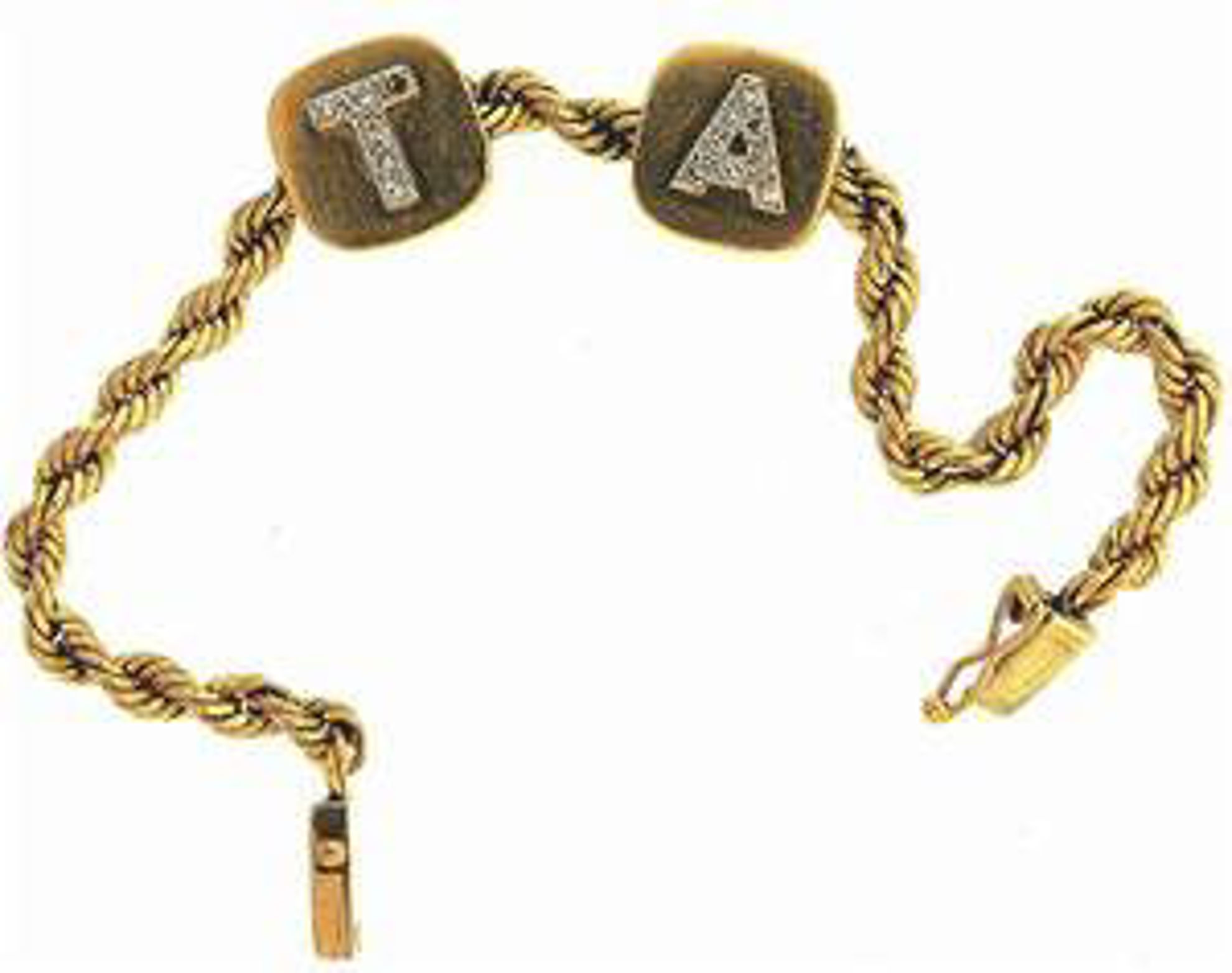 Picture of Bracelets 14kt-16.0 DWT, 24.9 Grams