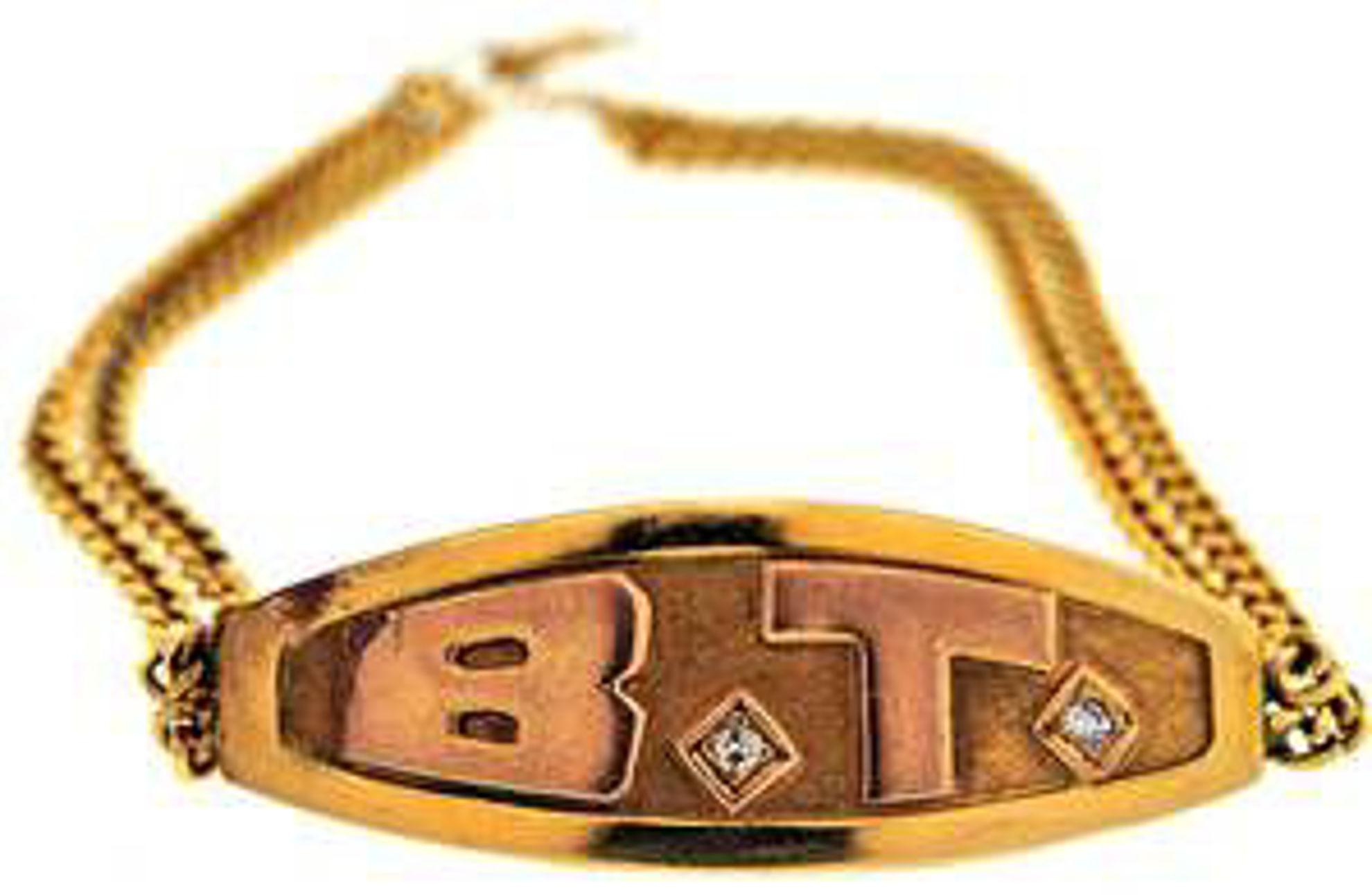 Picture of Men's Bracelets 14kt-4.5 DWT, 7.0 Grams