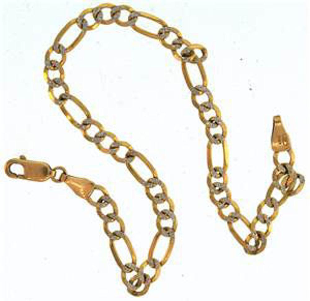 Picture of Men's Bracelets 10kt-1.9 DWT, 3.0 Grams