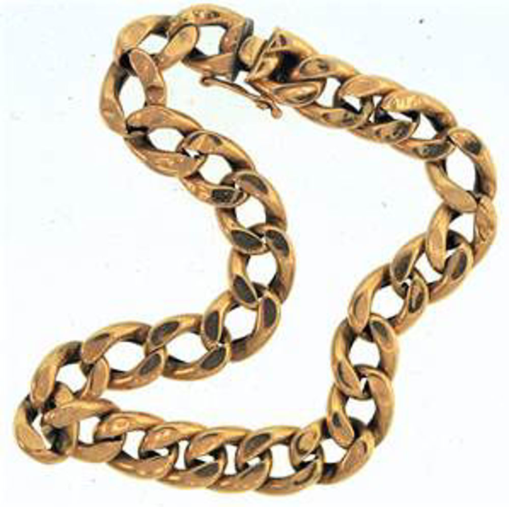 Picture of Men's Bracelets 14kt-8.2 DWT, 12.8 Grams