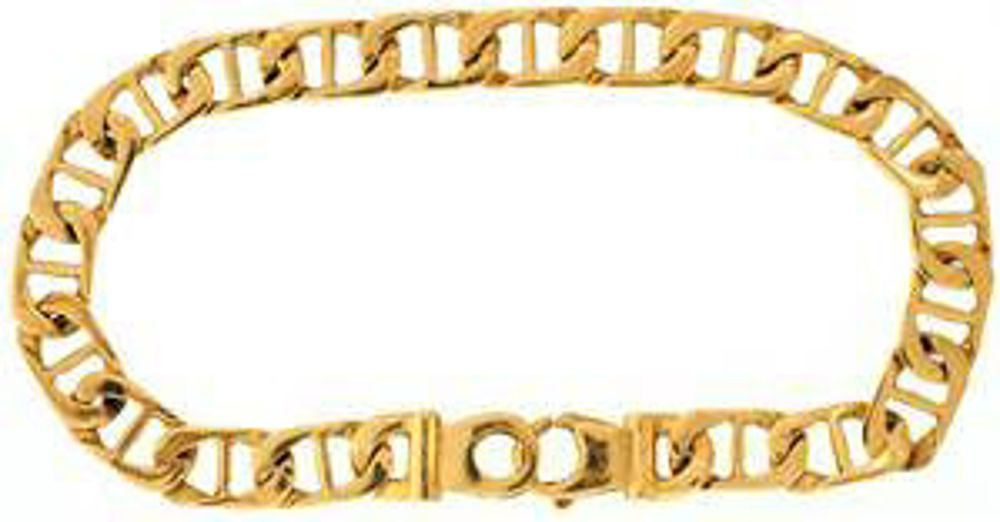 Picture of Men's Bracelets 14kt-11.1 DWT, 17.3 Grams