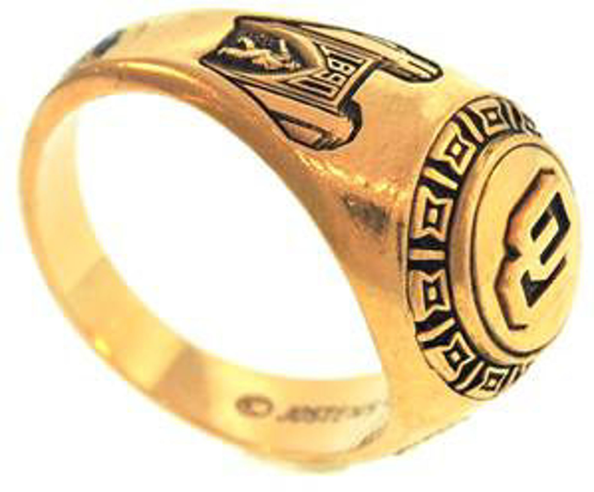 Picture of Class Rings 14kt-11.9 DWT, 18.5 Grams