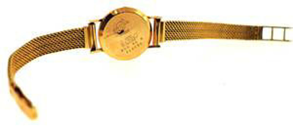 Picture of Gold Watches 18kt-11.4 DWT, 17.7 Grams