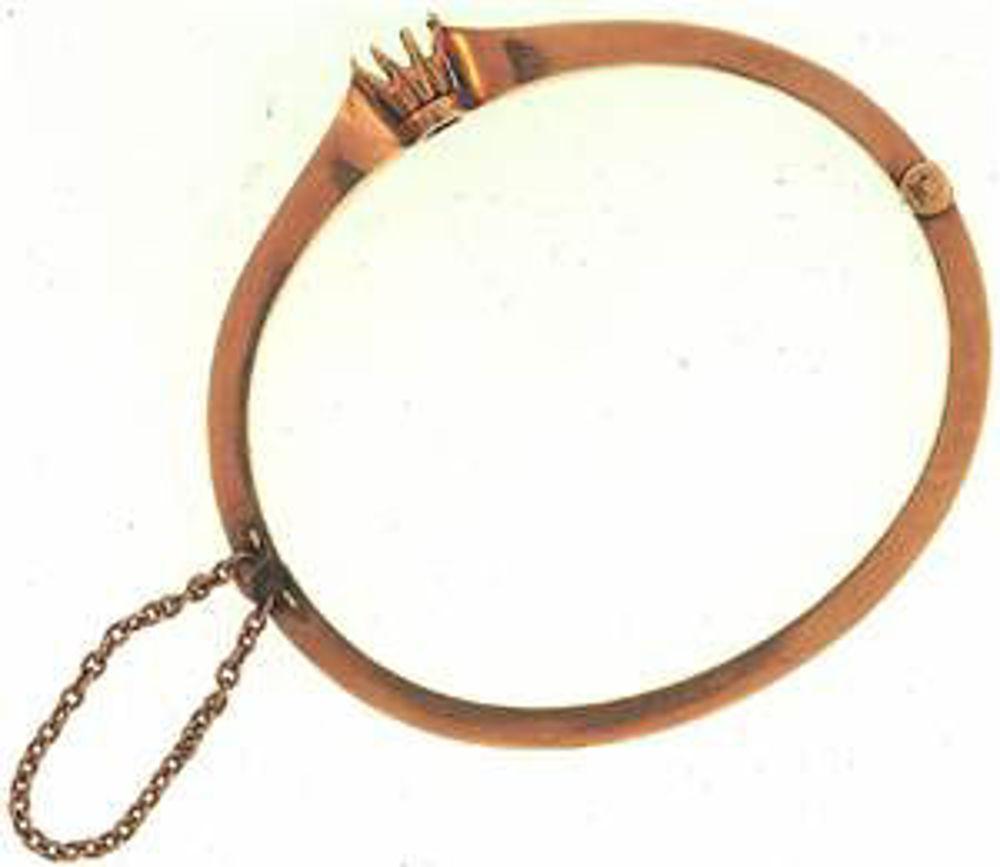 Picture of Bangle Bracelets 14kt-8.4 DWT, 13.1 Grams