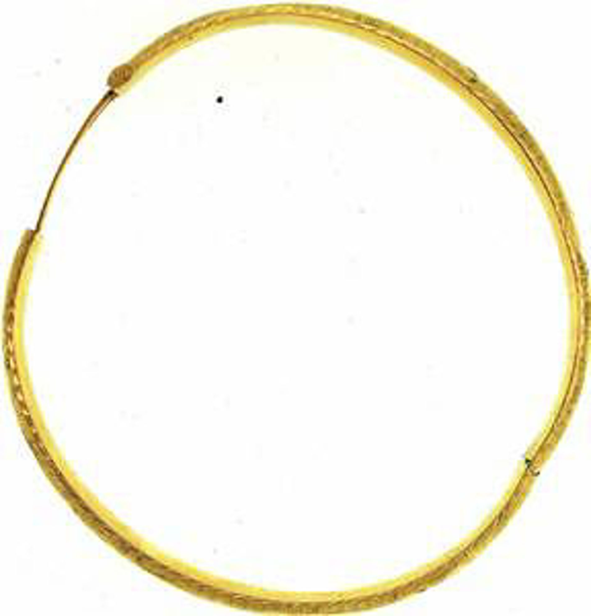 Picture of Bangle Bracelets 14kt-3.6 DWT, 5.6 Grams