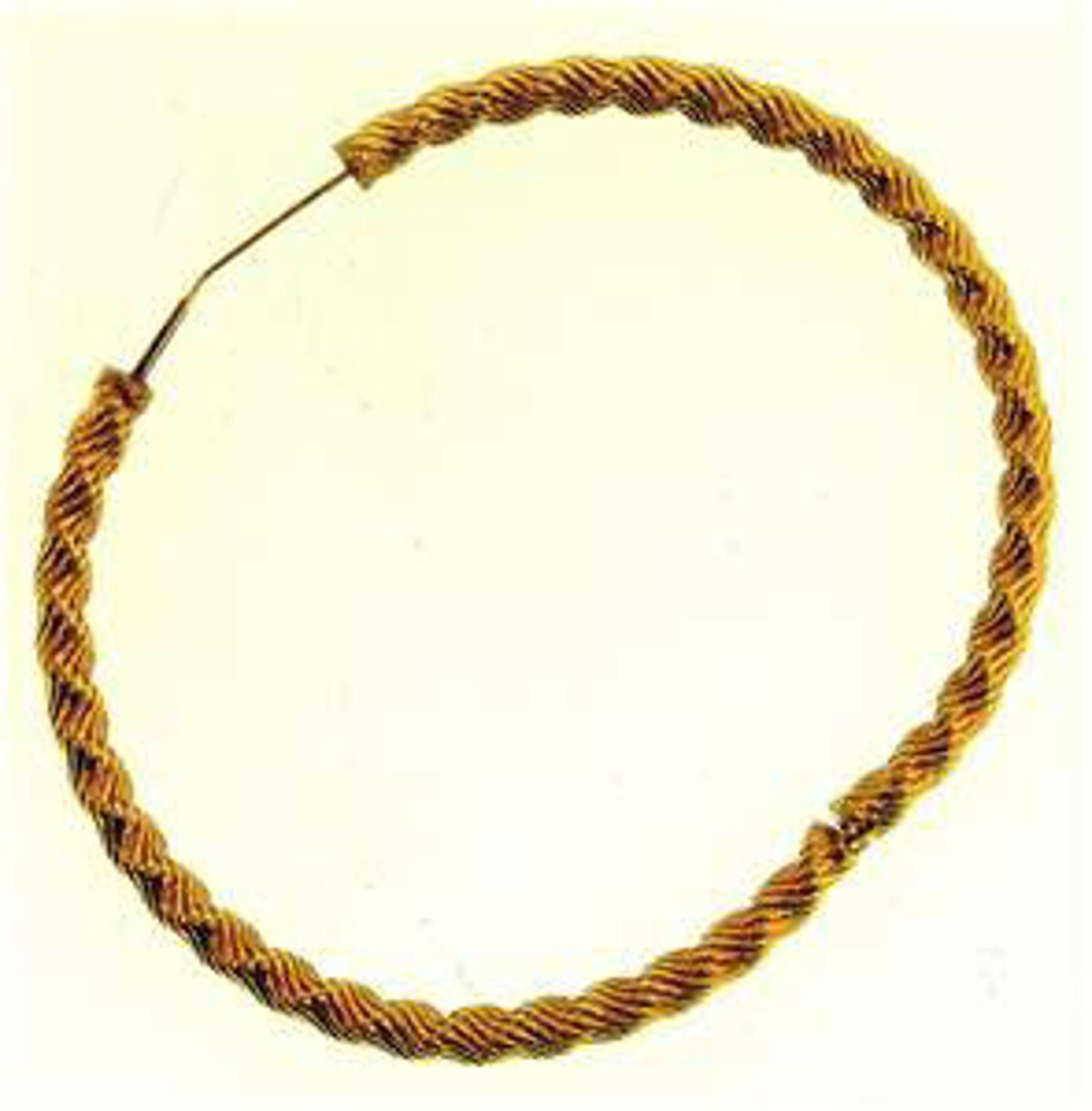 Picture of Bangle Bracelets 14kt-5.5 DWT, 8.6 Grams