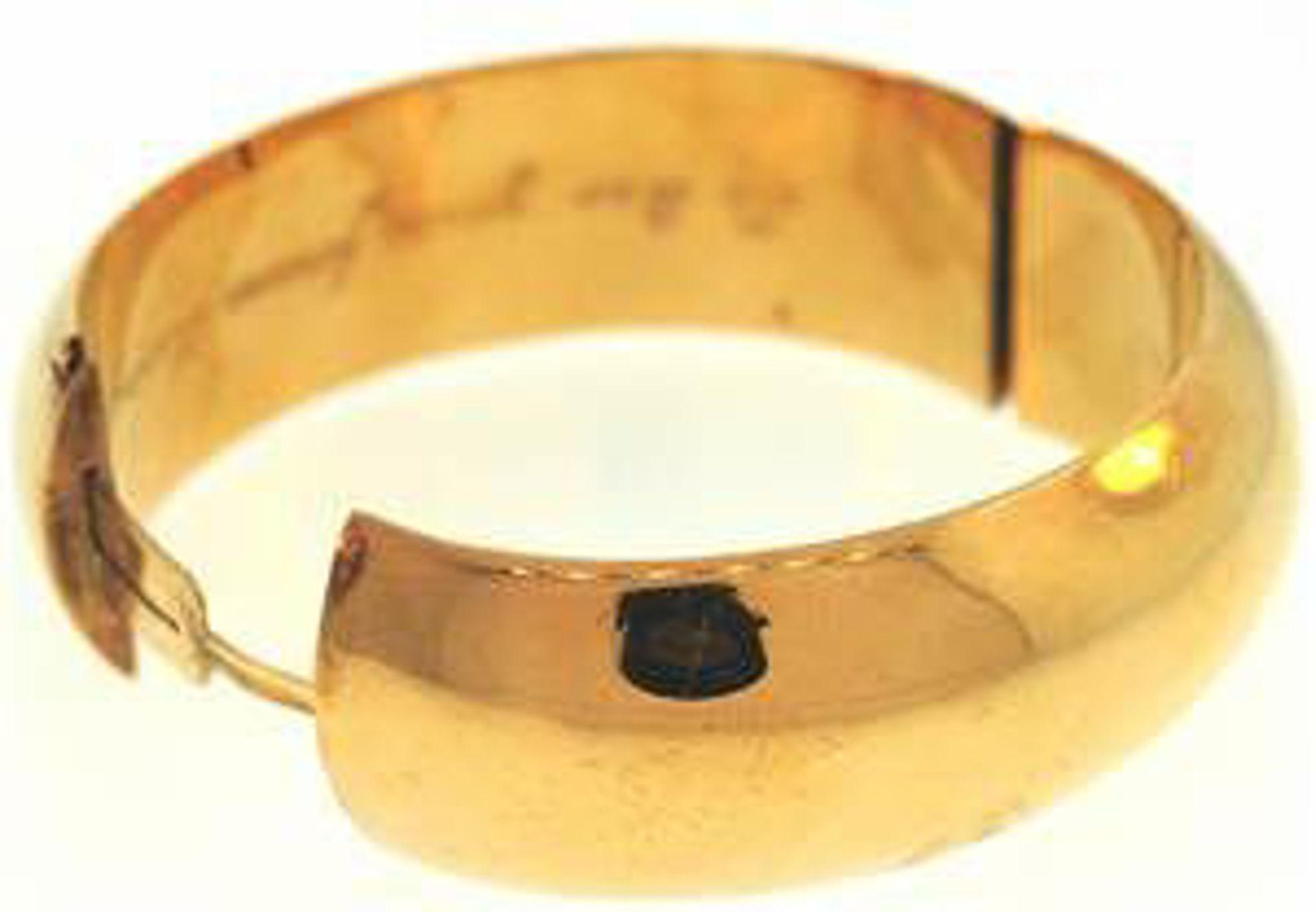 Picture of Bangle Bracelets 14kt-24.5 DWT, 38.1 Grams