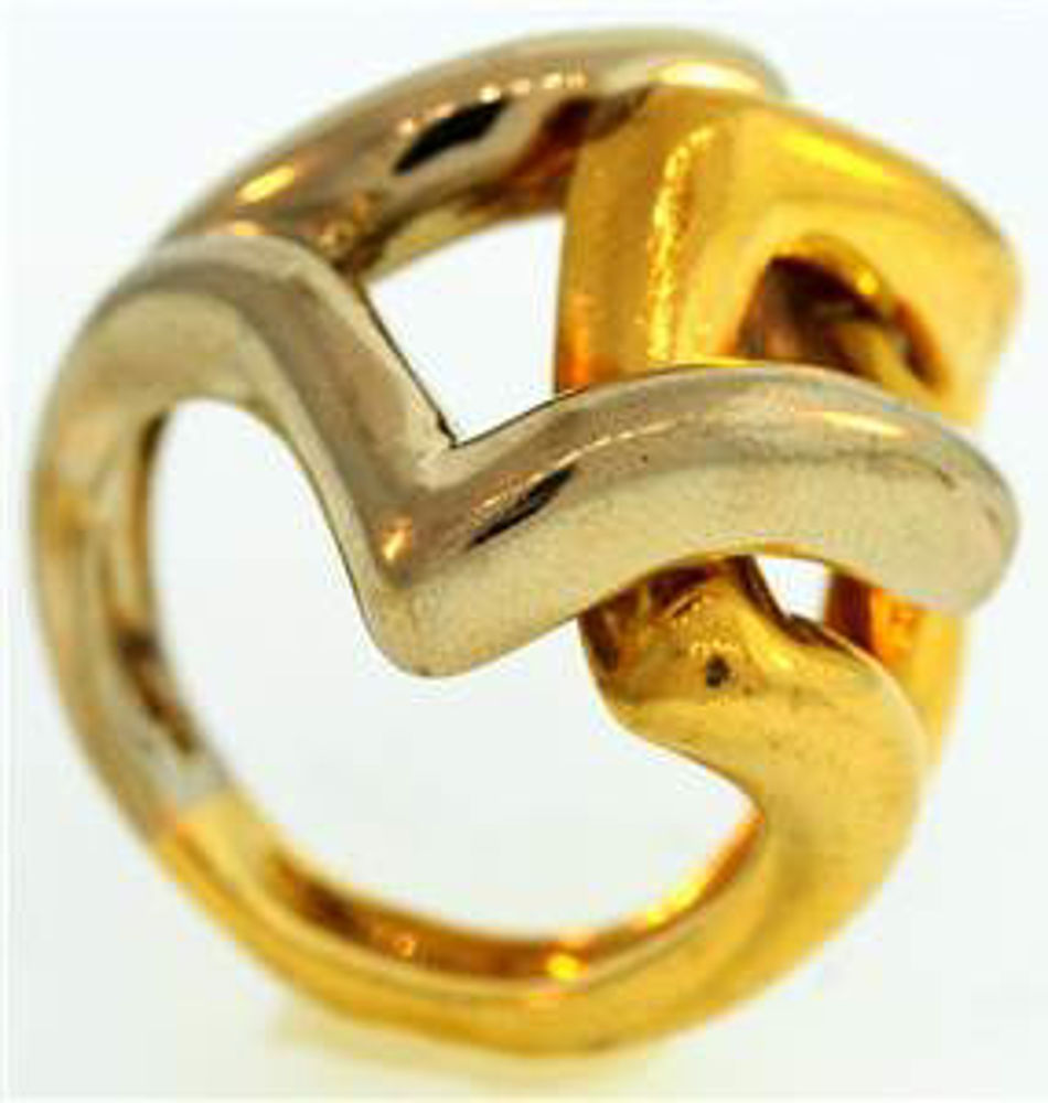 Picture of Ladies' Rings 18kt-9.6 DWT, 14.9 Grams
