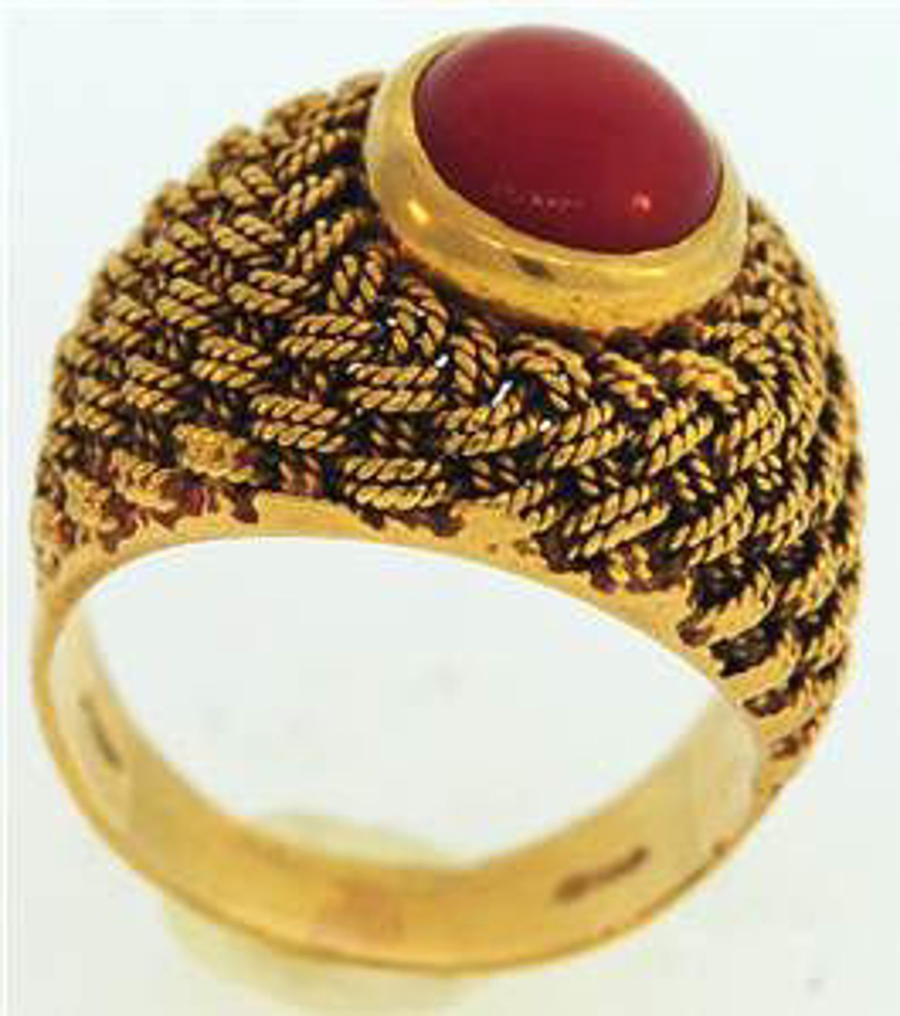 Picture of Ladies' Rings 18kt-4.4 DWT, 6.8 Grams