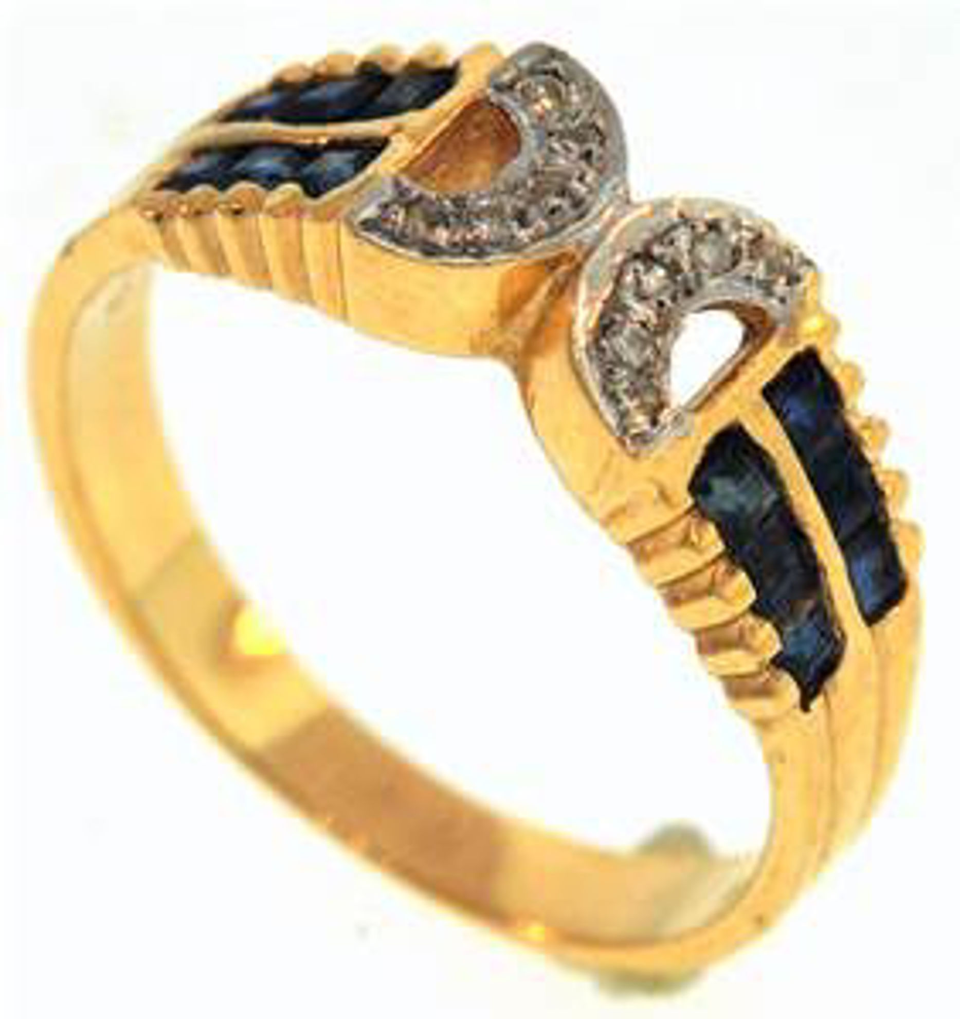 Picture of Ladies' Rings 14kt-1.8 DWT, 2.8 Grams