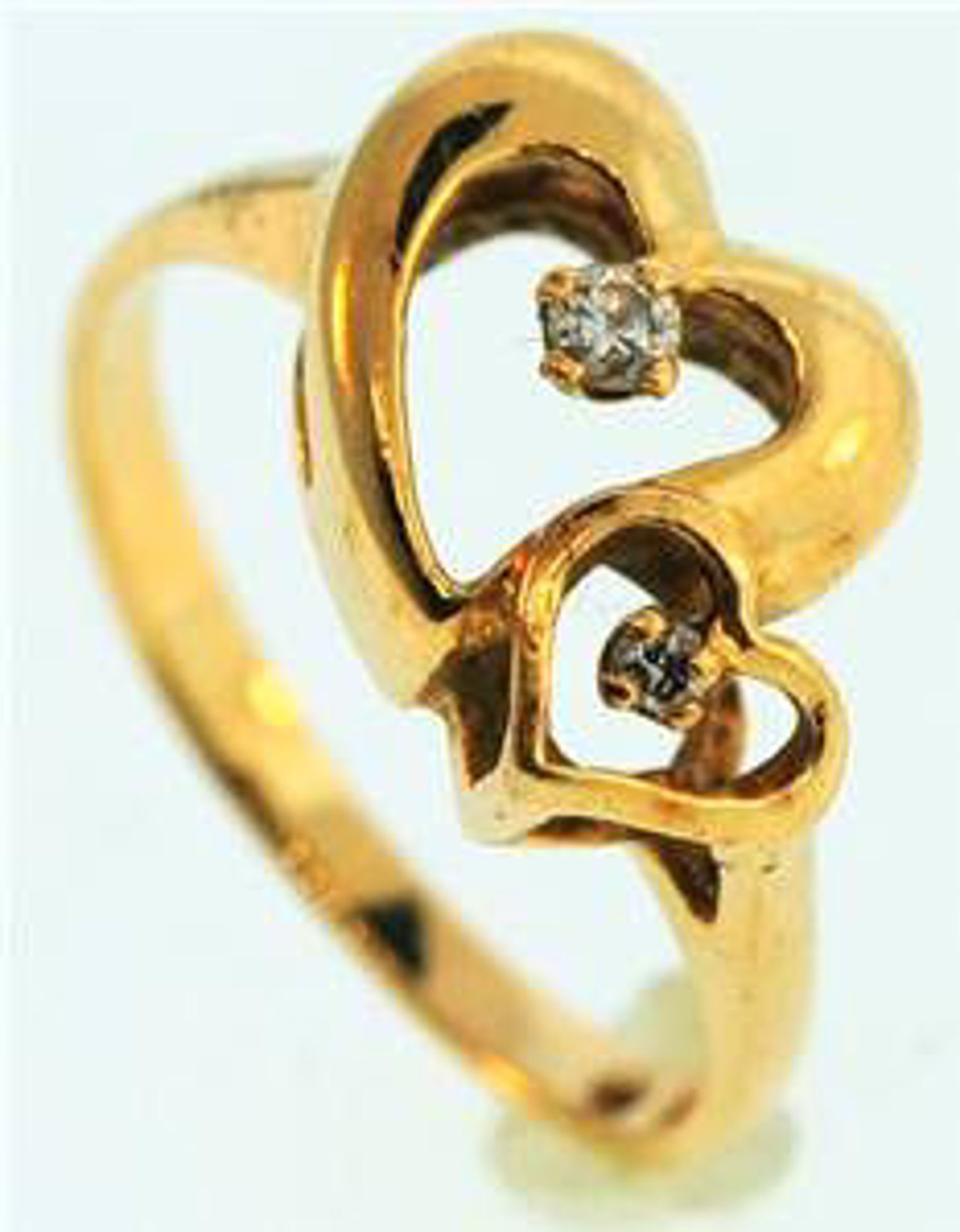 Picture of Ladies' Rings 14kt-2.0 DWT, 3.1 Grams