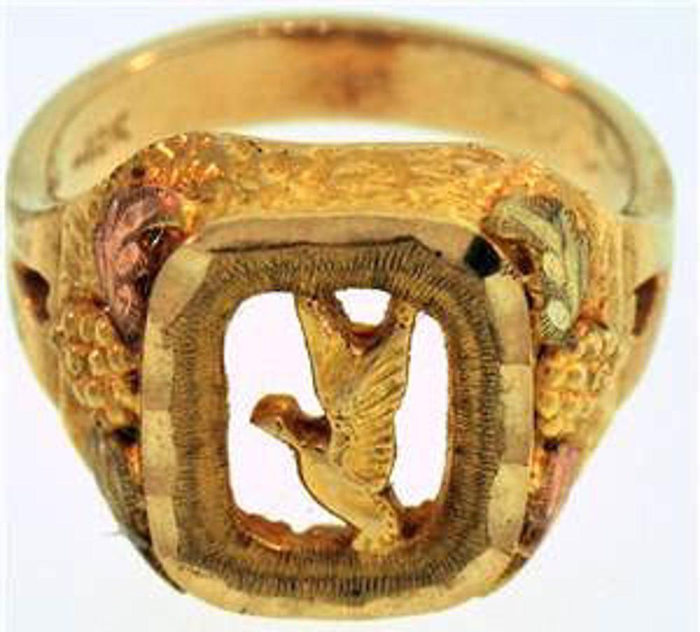 Picture of Ladies' Rings 10kt-4.1 DWT, 6.4 Grams