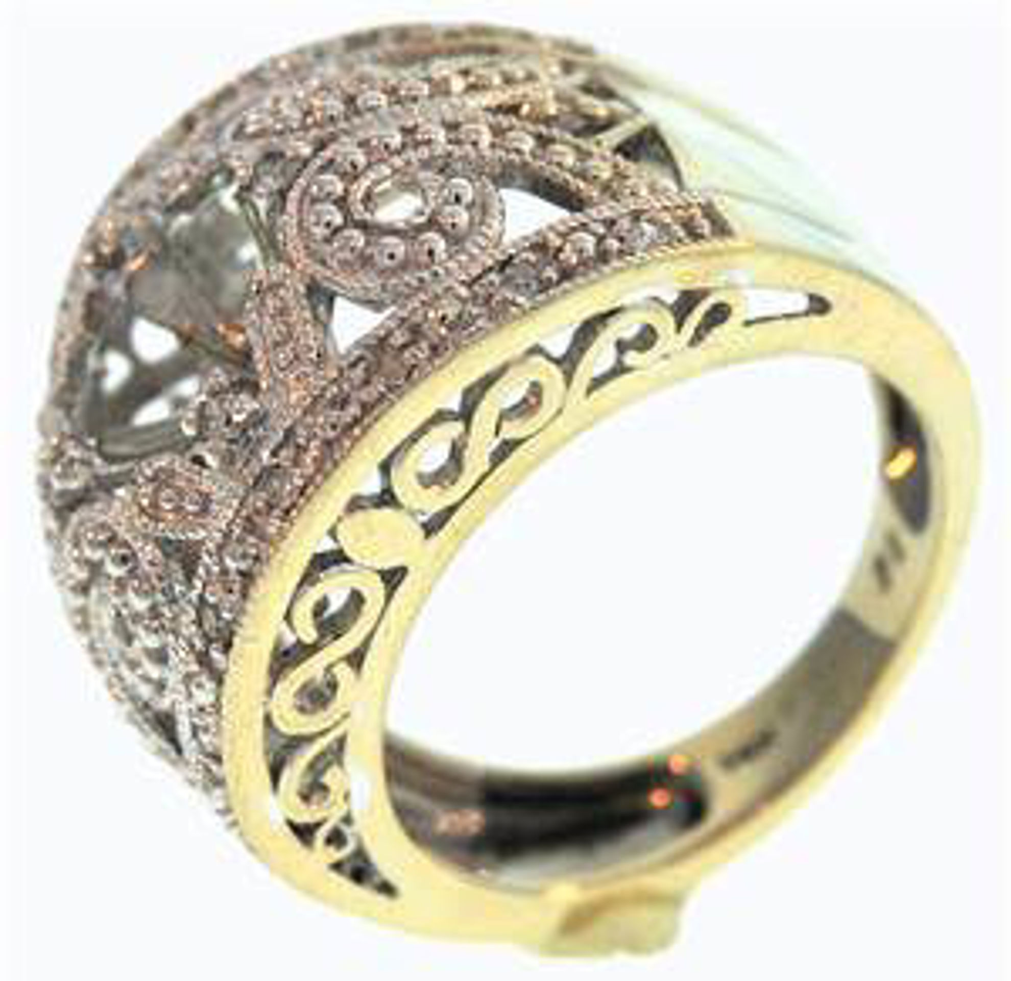 Picture of Ladies' Rings 14kt-3.9 DWT, 6.1 Grams