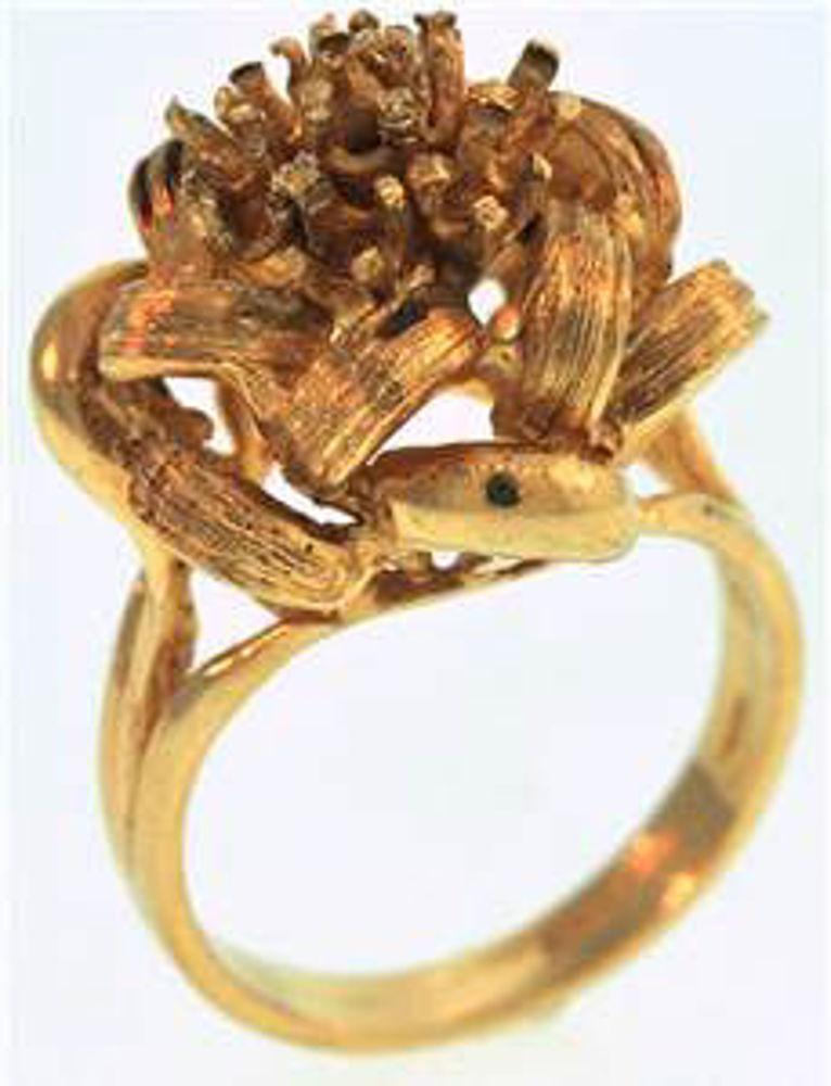 Picture of Ladies' Rings 14kt-4.7 DWT, 7.3 Grams