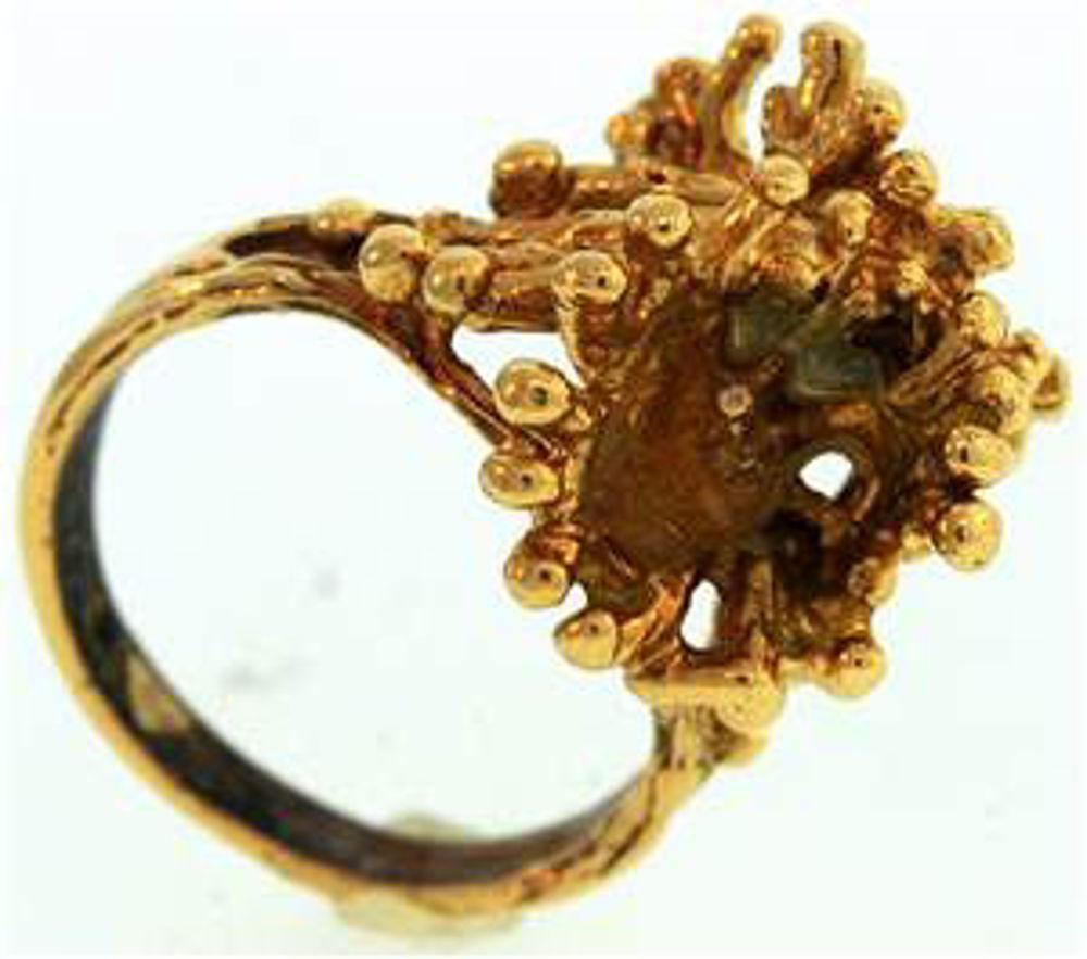 Picture of Ladies' Rings 14kt-7.0 DWT, 10.9 Grams
